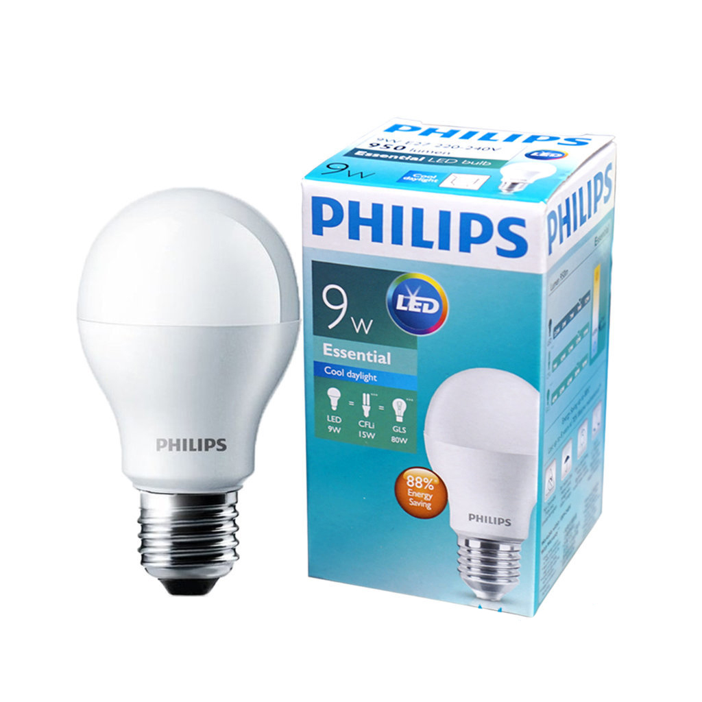 Đèn LED Bulb Philips Essential E27